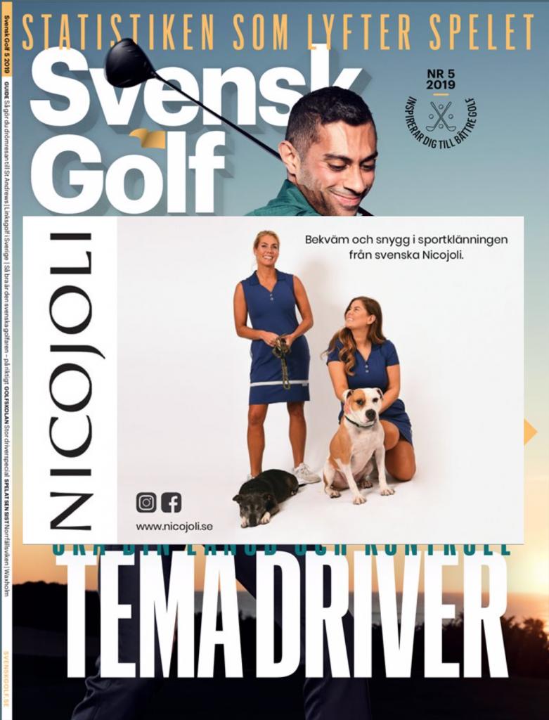 Svensk Golf Nr 5 2019